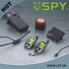 High quality 2 way motorcycle alarm, Popular SPY two way motor alarm 5000m