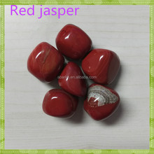 Crystal Therapy Reiki Red Jasper Natural Tumbled Crystal Semi Precious Stones Polished