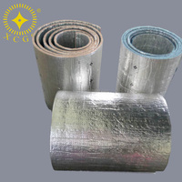 Roof Thermal Insulation Material Double Sided Aluminum Foil XPE Foam Insulation