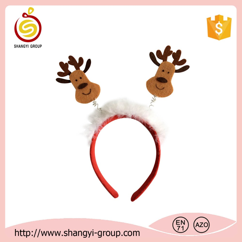 (PT-H04)Baby girl party christmas decoration headband