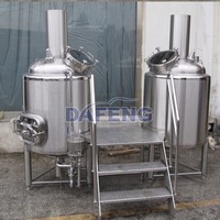 Micro Beer Brewing Equipment For Mashing