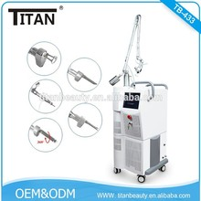 TB-433 30W Medical Portable Fractional Co2 Skin Care Vaginal Tightening Laser Machine / Fractional Carbon Dioxide Laser Machines