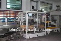 Automatic bottle loading packer