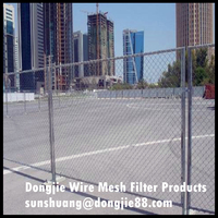 best price latest hot dip galvanizing mobile fence metal fence