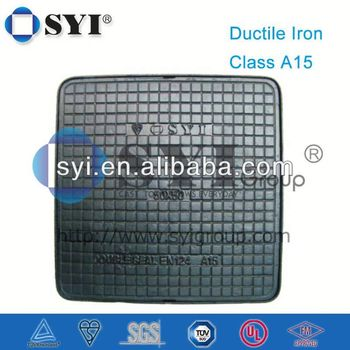 A15 Square Clear Opening 170/220/320 Double Seal Manhole Cover of SYI Group