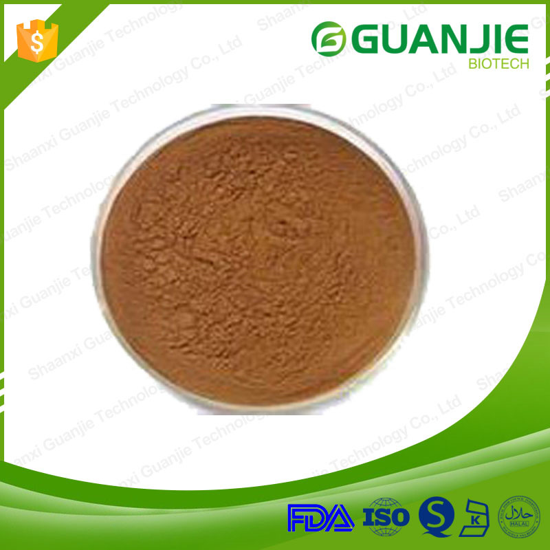 Guanjie Supply water soluble propolis powder with ISO9001:2008