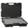 Lightweight Plastic Carry Tool Case with Convoluted Foam