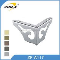 ZF-A117 Hot sale metal furniture leg caps buy online furniture feet