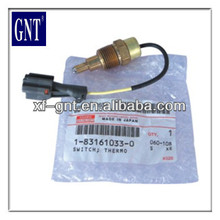 low price Zaxis Water Temperature Alarm Sensor for excavator engine parts