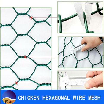 PVC coated hexagonal wire mesh made /Gabion baskets/water proof barriers in China