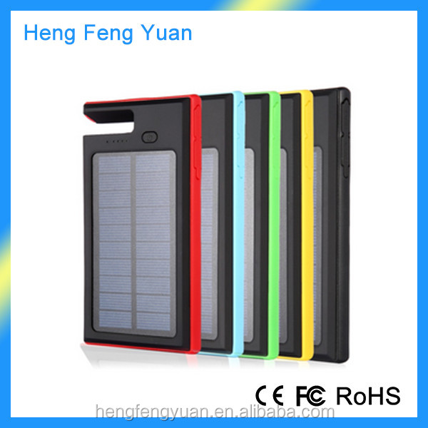 New Product Cellphone Holder Solar Power Bank 12000mAh Waterproof Solar Charger for All <strong>Mobile</strong> Phones