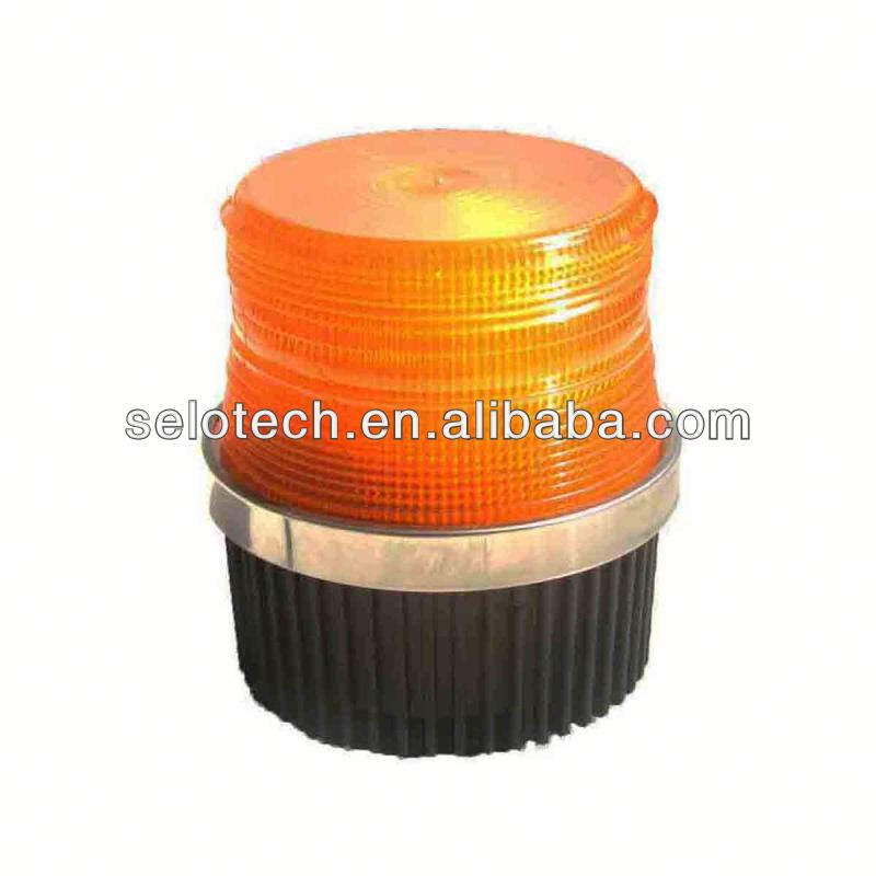 new style traffic led warning light with battery el magnit beacon
