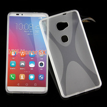 Newest Mobile phone cover X Line TPU Cover for Huawei Honor 5X