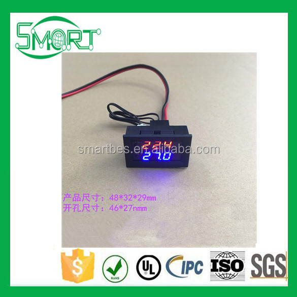 Smart Electronics Electronic thermostat ,Digital display intelligent thermostat switch for DIY cooling