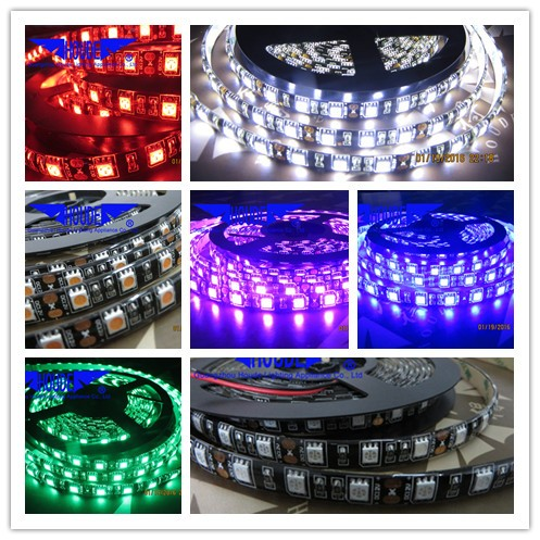 Flexible 5050 5 Meters DC12V led light 5meters Waterproof IP65 RGB LED Strip 5050 150led