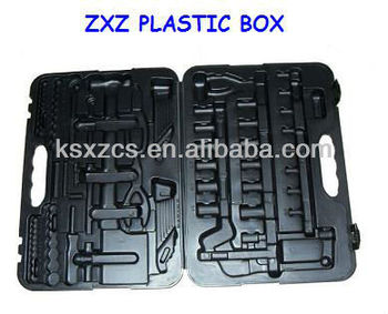 instrument tools plastic package box