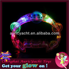 led tambourine multi function musical instrument dealer ZH0901624