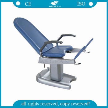 AG-S102A CE ISO medical obstetric hospital electric examination gynecology table