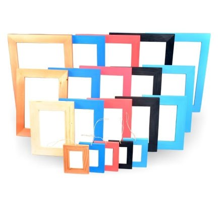Wood or Plastic picture frames and photo key chain Philippines