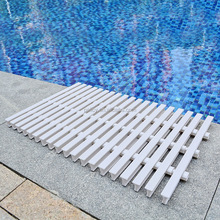 Swimming Pool Grid Overflow Grating Grilling Pool Grating
