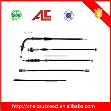 OEM quality CG125 motorcycle cable full set cable.brkae/throttle /clutch cable