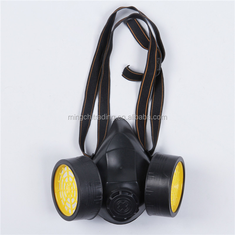 Share Professional Double Respirator Safety Dust Mask