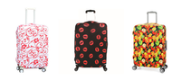 Washable Luggage Cover,Spandex Suitcase Protective Bag,Dust Proof Cover