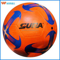futbol inflatable promotinal rubber football plastic soccer ball customized