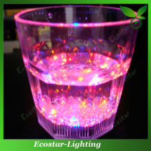 Factory Price LED Glow Glass