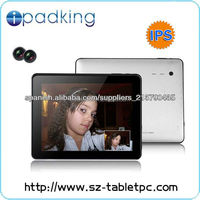 New Product 10 inch dual Core RK3066 Tablet