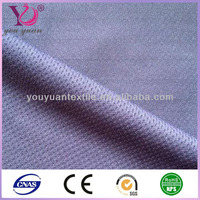 Quick dry polyester Microfiber knitting fabric tubular interlock fabric for sportswear fabric
