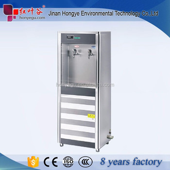 Stainless Steel pure water cooler hot&warm water
