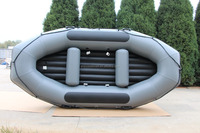 1.2mm PVC double layer enforcement inflatable rafting boats AR-500 for sale!