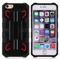 For Apple iPhone 6 4.7 inch New Arrival Hybrid Shockproof Defender Armor Case Heavy Duty Mobile Phone cover cases with Stand