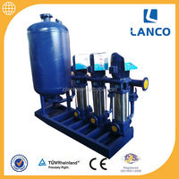 Centrifugal Water Supply Pump With Pressure