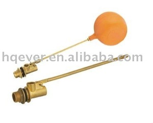 plastic ball brass float valve
