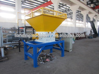 plastic film shredder