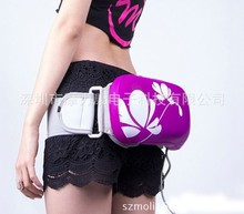 buttocks, thigh, crus, waist ,belly vibrator belt with vibrating and massage function