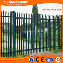 W and D type Palisade Fencing for security fence