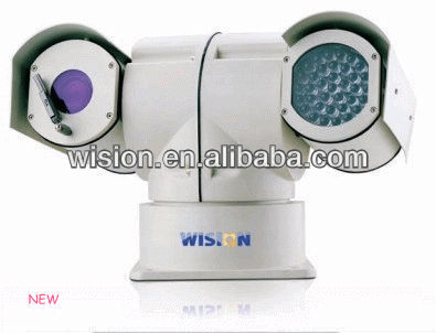 HD Intergrated Intelligent IR Speed PTZ IP High Focus rs-485 cctv face detection security camera