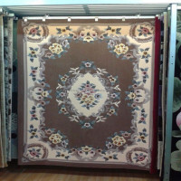 Custom hand tufting gun technics 100% acrylic rugs and carpets,Elegant Handmade Area Rugs