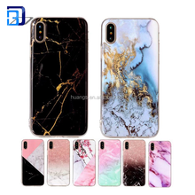 Wholesale Alibaba For iphone Marble Case Cell Phone Accessories Case For iphone 8 Painting IMD Glaze