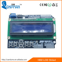 High Quality Character Lcd 1602 Shield