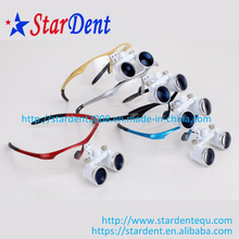 5 Color Dental Surgical Medical Loupes with LED Light