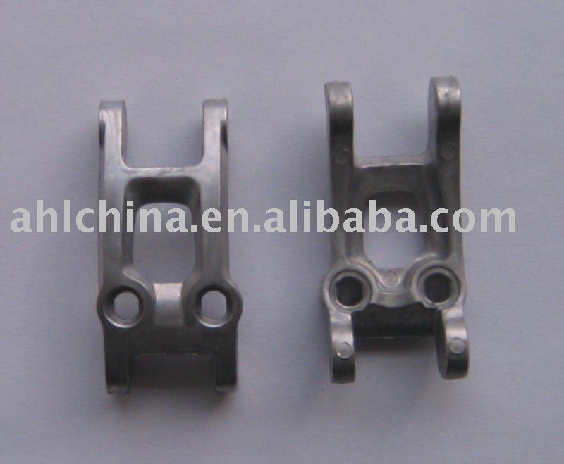Aluminum die casting mold for bicycle components
