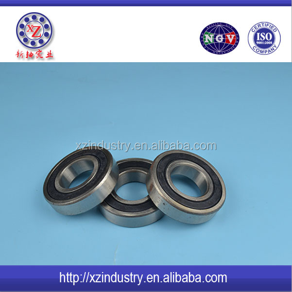 China OEM factory deep grrove ball bearing 6203zz 62032rs 6203rs