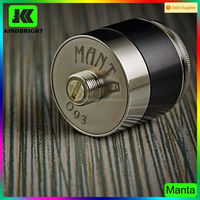 Newest manta atomizer/Manta RDA v2 clone with nice price