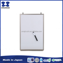 450 x 300mm Size lightweight flexible children magnetic whiteboard