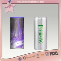 Packaging Aluminum Cosmetic empty Aerosol Can