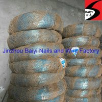 14 gauge black annealed iron wire